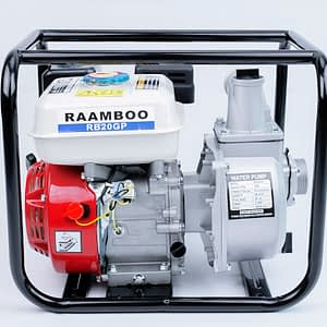 เครื่องสูบน้ำเบนซิน RAAMBOO รุ่น RB 20GP