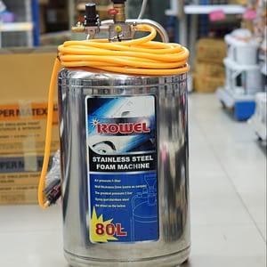 ถังฉีดโฟม STL 80L Rowel RW-A080