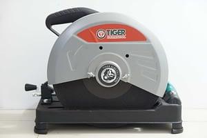"""แท่นไฟเบอร์ตัดเหล็ก 14"""" TIGER TG-2114D"""