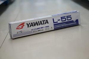 ลวดเชื่อมเหล็กเหนียว YAWATA L-55 4.0 มิล