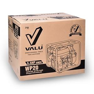 "WP-20 ปั๊มน้ำเครื่องยนต์เบนซิน ท่อส่ง 2"" VALU"