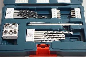 ชุดอุปกรณ์เสริม Bosch 48 Tin TLG/Pcs 2607017411