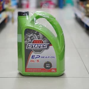 น้ำมันเกียร์ STATE GL-5 SAE 90 5L