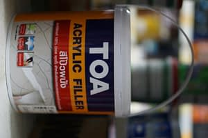 เคมีโป๊วผนัง TOA 16364 GL