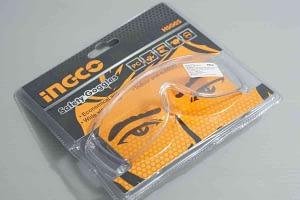 แว่นตานิรภัย INGCO HSGO5