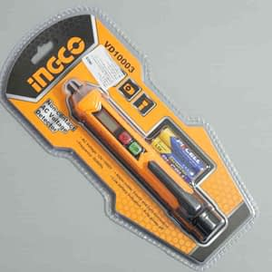 ปากกาตรวจสอบไฟแบบไม่สัมผัส INGCO VD10003