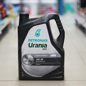 น้ำมันเครื่องดีเซล SAE 40 Petronas Urania500
