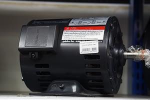 มอเตอร์ MITSUBISHI 1/3 HP 220V SP QR