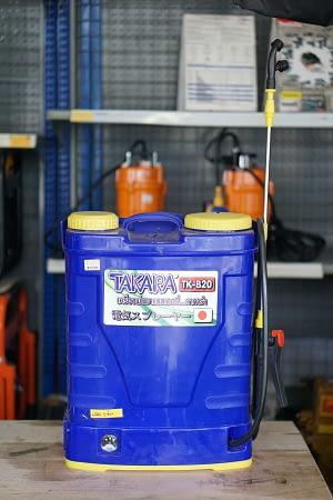 ถังพ่นยาแบต TAKARA 20L TK B20 MST014