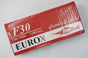 ตะปูยิงไม้ EUROX F30 310-005