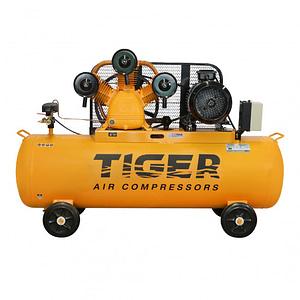 ปั๊มลมสายพาน Tiger 1HP 100L TGA21